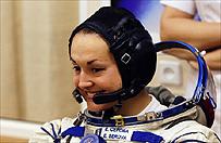Pierwsza rosyjska kosmonautka na Mi�dzynarodowej Stacji Kosmicznej ISS