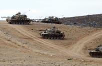 Turecka prasa: ju� 35 tureckich czo�g�w na granicy z Syri�