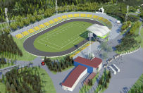 Wiemy, jak ma wygl�da� nowy stadion na Gol�cinie