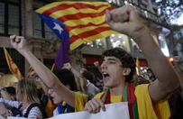 Wyniki g�osowania w Katalonii - ponad 80 proc. za niepodleg�o�ci�