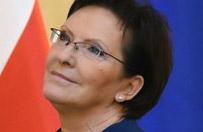 Premier Kopacz na konwencji PO: waszym pracodawc� jest ka�dy obywatel RP