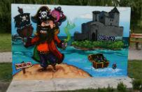 Bitwa Graffiti w B�dzinie! Nie mo�esz tego przegapi�!