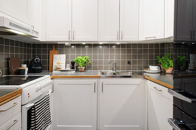 Kuchnia w stylu skandynawskim  jak ją urządzić?  Strona 4  Dom  WP PL -> Kuchnia W Bloku W Stylu Skandynawskim