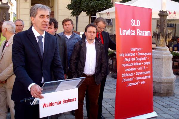 Swoisty dekalog jako program wyborczy Waldemara Bednarza