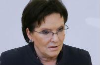 Premier Ewa Kopacz: polskie s�u�by kontrwywiadowcze dzia�aj� dobrze