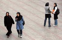 W Iranie zatrzymano m�czyzn podejrzanych o oblewanie kobiet kwasem