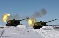 Rosyjska armia sprawdza gotowo�� bojow� Po�udniowego Okr�gu Wojskowego