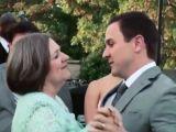 Pomys�owy, weselny taniec matki i syna