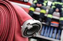 Wybuch� uszkodzony przy pracach ziemnych gazoci�g w Niemczech