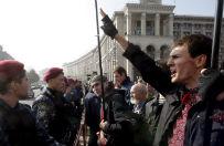 Ukrai�scy nacjonali�ci coraz cz�ciej w Polsce
