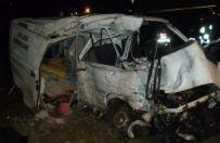 """Dwie osoby zgin�y w wypadku na krajowej """"11"""""""