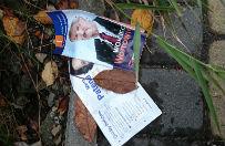 Krak�w zalewa fala ulotek wyborczych. Jakie b�d� tego skutki?