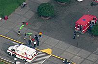 Strzelanina w szkole niedaleko Seattle