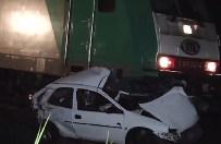 Wypadek na przeje�dzie kolejowym pod Ostrowem Wlkp. Ofiara to dzia�acz SLD