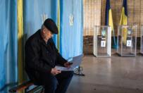 Ukrai�ska CKW: wybor�w nie b�dzie w 15 okr�gach na wschodzie