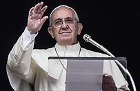 Papie� Franciszek: B�g nie ma magicznej r�d�ki