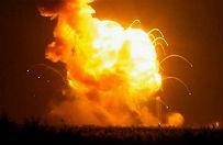 Katastrofa rakiety NASA. Antares wybuch�a tu� po starcie