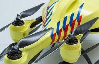Dron, kt�ry ratuje �ycie