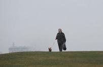 Silny smog nad Mi�skiem