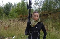 Wasia - snajperka z Donbasu. 26-latka rzuci�a wygodne �ycie, by walczy� przeciwko Ukrainie
