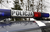 """Ojciec i syn zgin�li w wypadku samochodowym na """"tr�jce"""". Droga jest zablokowana"""