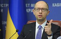 Petro Poroszenko prosi sw� parti� o poparcie Arsenija Jaceniuka na premiera