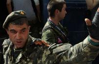 Prorosyjscy separaty�ci oskar�aj� Kij�w o naruszenie porozumienia pokojowego