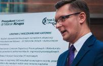 Katowice: do drugiej tury przechodz� Marcin Krupa i Andrzej So�nierz