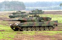 Niemcy wzmocni� wojska pancerne