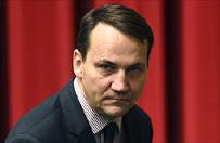 Sikorski: donos PiS na Polsk� jest skandaliczny