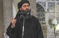 """Przyw�dca Pa�stwa Islamskiego wzywa do """"erupcji d�ihadu"""""""