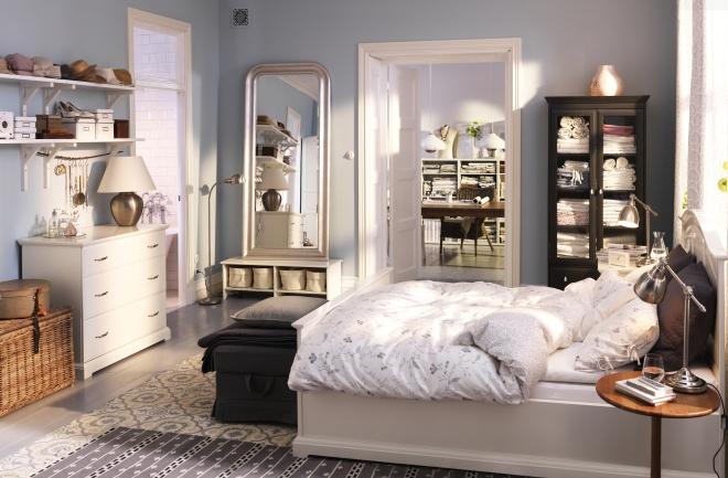Kleines Wohnzimmer Einrichten Ikea: Perfekte Ikea Möbel Für Kleine ... Schlafzimmer Einrichten Ideen Ikea
