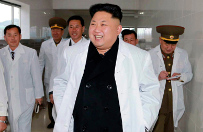 Wys�annik Kim Dzong Una uda� si� do Rosji