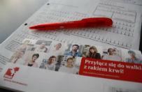 Studenci zach�caj� do rejestracji w Fundacji DKMS