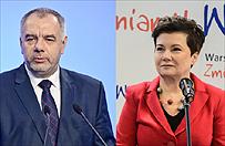Debata Gronkiewicz-Waltz - Sasin w sobot� o godz. 17.30