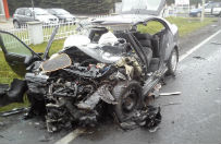 Tragedia na drodze w Pleszewie. Jedna ofiara �miertelna