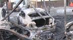 Spłonęła kolekcja aut warta 14 mln zł