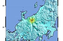 Trz�sienie ziemi o sile 6,8 na wyspie Honsiu w Japonii; s� osoby uwi�zione pod gruzami