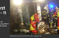 Wypadek polskiego autokaru w Niemczech. 22 osoby ranne