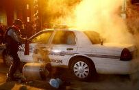 Obama ostro krytykuje uczestnik�w nocnych zamieszek w Ferguson