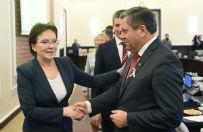 Ewa Kopacz: koalicja PO-PSL b�dzie rz�dzi� w 15 sejmikach