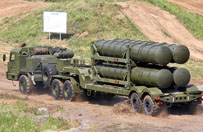 """""""Wiedomosti"""": Rosja dostarczy Chinom systemy rakietowe S-400 Triumf"""