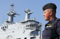 Rosyjskie okr�ty �wicz� w kanale La Manche