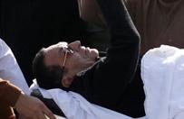 Hosni Mubarak niewinny ws. st�umienia protest�w w 2011 r. w Egipcie