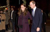 Ksi��� William i ksi�na Kate przybyli z pierwsz� wizyt� do USA