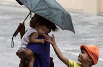 Ponad 20 ofiar tajfunu Hagupit na Filipinach