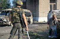 Zn�w gor�co w Donbasie. Zwiastun nowej ofensywy czy kolejny fa�szywy alarm?