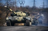 Niespokojnie na wschodzie Ukrainy. Separaty�ci ostrzelali pozycje rz�dowe co najmniej 20 razy