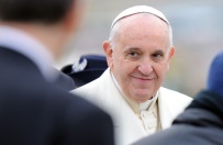 Papie� Franciszek ko�czy dzi� 78 lat