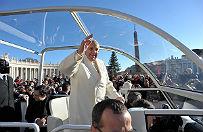 Pielgrzymi z Polski ch�tnie przyje�d�aj� do Rzymu